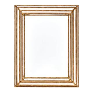 "Antique French Louis XVI Style ""Pareclose"" Mirror For Sale"