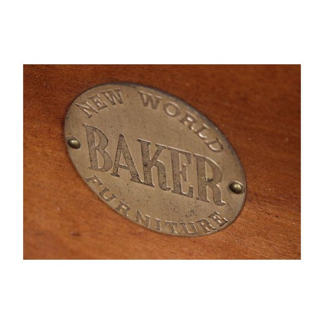 Restored Paul Tuttle for Baker Coffee Table - Image 3 of 6
