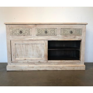 Custom Finished 2 Door and 2 Drawer Vanity/Sideboard Preview