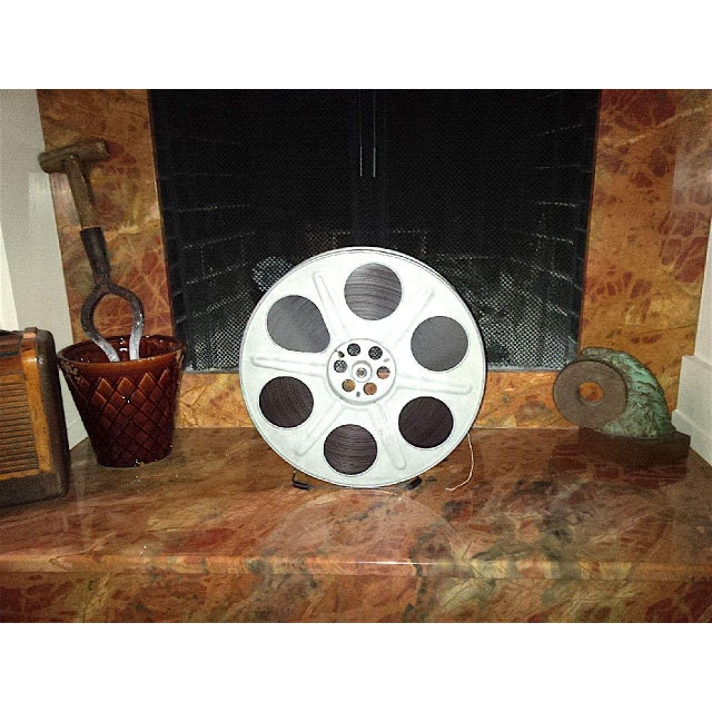 Iconic Authentic 35mm Motion Picture Antique Movie Reel With 35mm Film For Sale In Dallas - Image 6 of 6