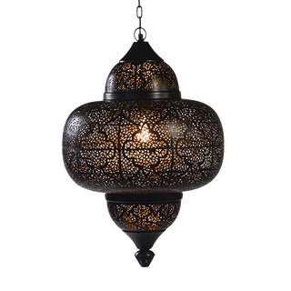 Kasbah Metal Lantern For Sale