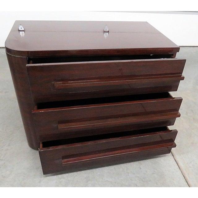 Ralph Lauren Ralph Lauren Contemporary Nightstand For Sale - Image 4 of 8