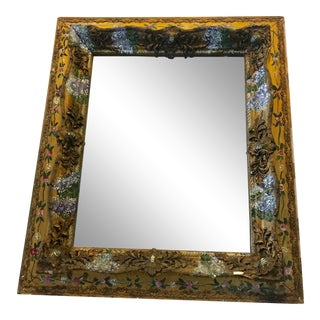 Ornate Antique Decorative Mirror Frame