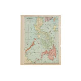 Cram's 1907 Map of Philippine