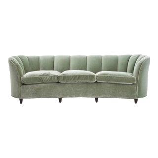 Mid Century Gio Ponti Sofa for Casa E Giardino For Sale
