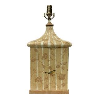 Beige Brighton Pavilion Tent Lamp