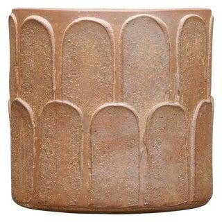 Rare 1960s David Cressey Stoneware Vase Mid-Century Modern California Design Ap For Sale
