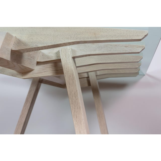 Contemporary Paul Marra Vertebrae Dining Table For Sale - Image 3 of 11