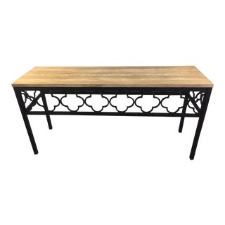 Hooker Furniture Melange Cassara Console For Sale