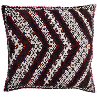 Ornate Pattern Moroccan Pillow For Sale