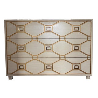 Dorothy Draper Viennese Commode Chest