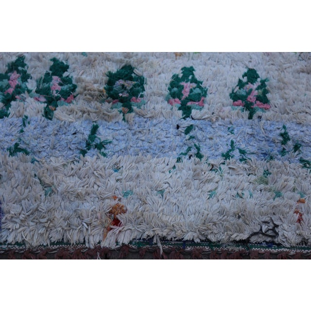 Moroccan Rug - 6′ × 8′2″ For Sale - Image 5 of 7
