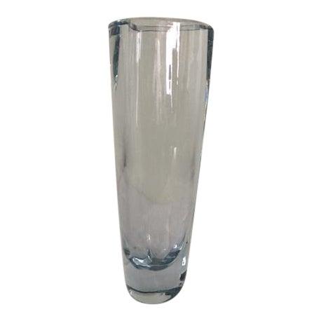 Strombergsyhttan Contemporary Glass Vase Chairish