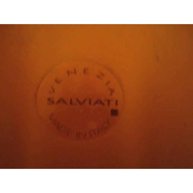 Salviati Murano Glass Vase - Image 6 of 7