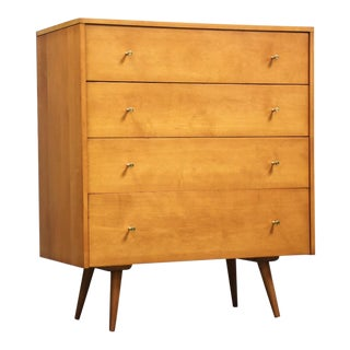 Paul McCobb Planner Group Maple Dresser For Sale