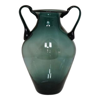Exceptional Large Wagenfeld Floor Vase by Wmf Ca. 1950 For Sale