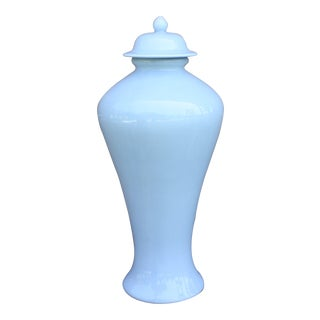 Dessau Home Pale Blue Urn For Sale
