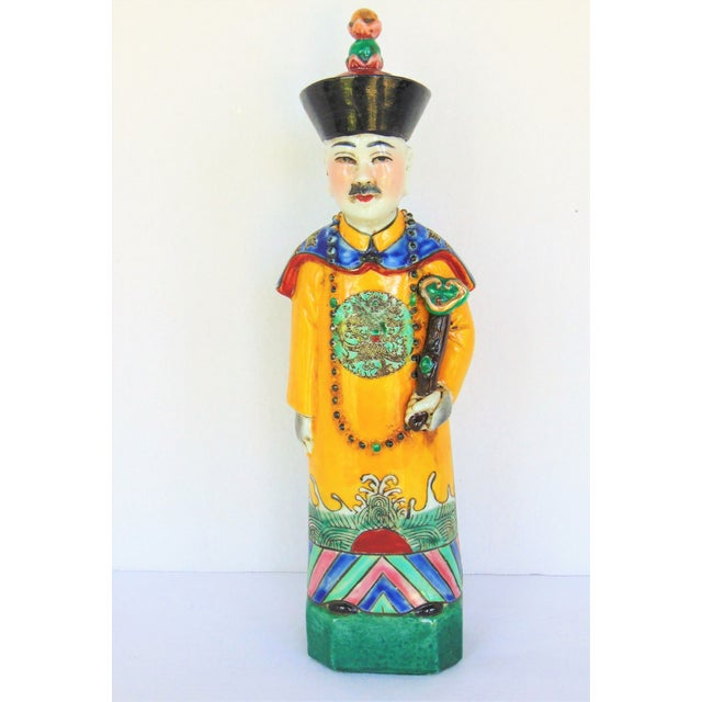 Chinese Wise Man Figurine - Image 2 of 8