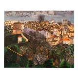 """Image of 1954 Raul Dufy, """"Vence"""" First Edition Lithograph For Sale"""