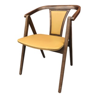 1960s Vintage Stakmore Side Chair For Sale