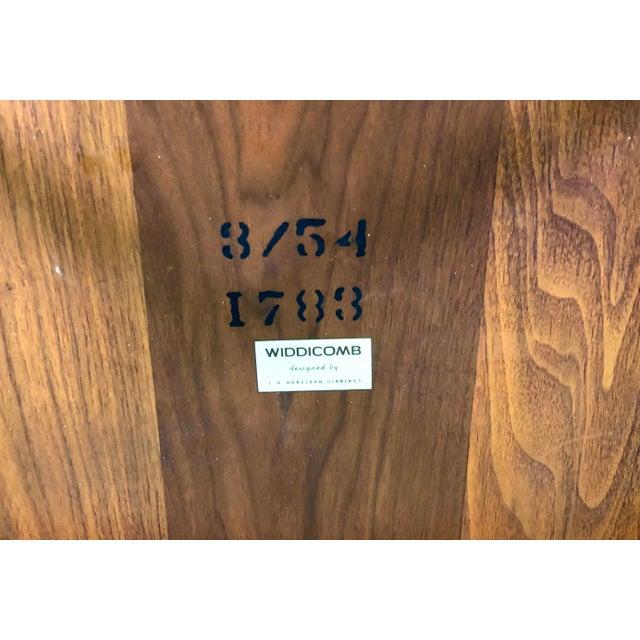 t.h. Robsjohn-Gibbings Nesting Tables for Widdicomb - Set of 3 For Sale - Image 12 of 13