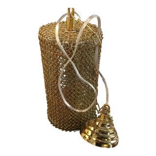 Lancelot Regina Andrew Gold Chain Pendant Light