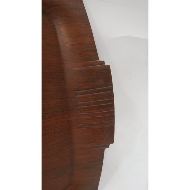 Mid-Century Wooden Tray - Image 3 of 3