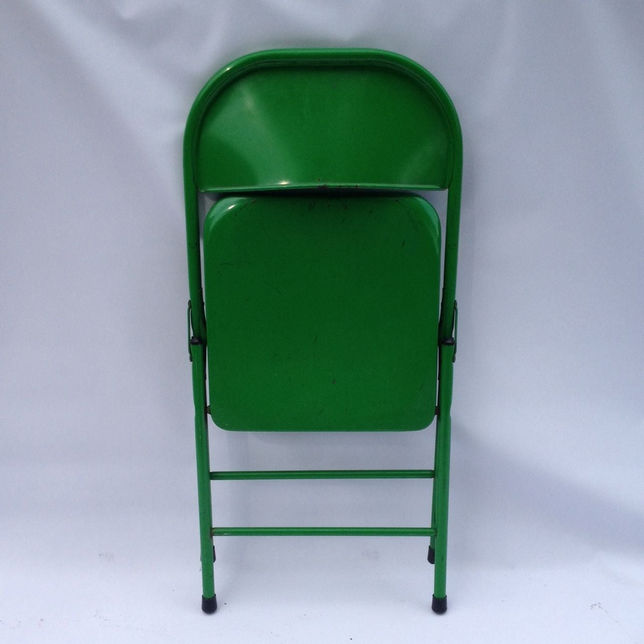 Genial Mid Century Kelly Green Chair   Image 5 Of 5