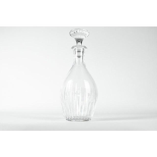 Mid 20th Century Vintage Baccarat Decanter & Glassware - Set of 13 For Sale - Image 5 of 13