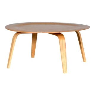 1960s Mid-Century Modern Charles & Ray Eames for Herman Miller Coffee Table For Sale