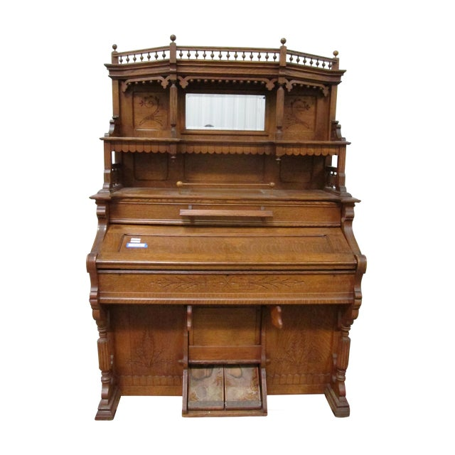 Loring & Blake Palace Organ For Sale