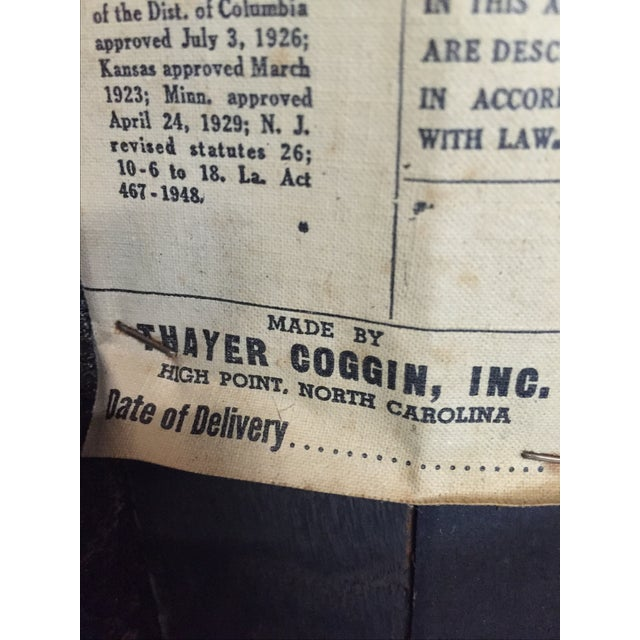 Milo Baughman Recliner 74 for Thayer Coggin For Sale - Image 10 of 10