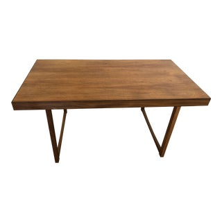 Hans Olsen Mid Century Danish Desk For Sale