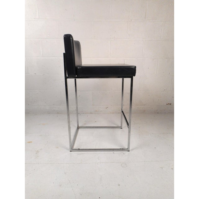 Calligaris Set of 3 Italian Stools by Calligaris For Sale - Image 4 of 13