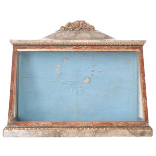 Italian 18th Century Display Case For Sale