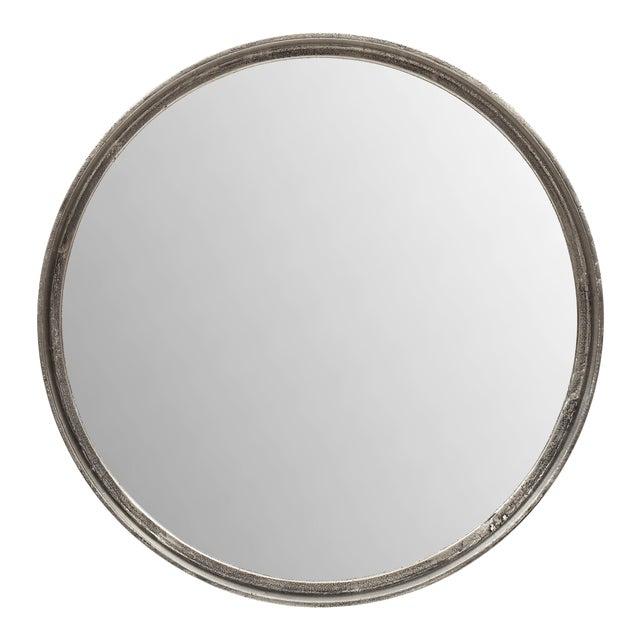 Harmony Mirror, Vintage Silver For Sale