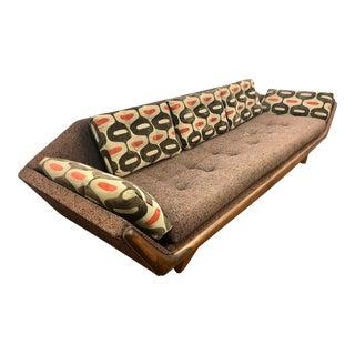 1960s Mid Century Adrian Pearsall Gondola Sofa For Sale