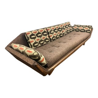1960s Vintage Adrian Pearsall Gondola Sofa For Sale