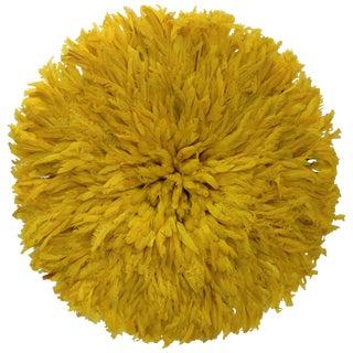 Authentic Saffron Cameroon Juju Hat