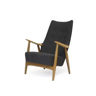 Hans Wegner Highback Lounge Chair
