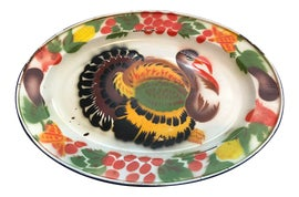 Image of Enamel Platters