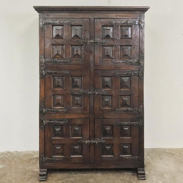 19th Century Spanish Cabinet For Sale - Image 13 of 13