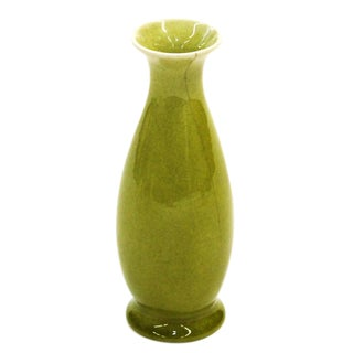 1946 Vintage Rookwood Lime Green Bud Vase