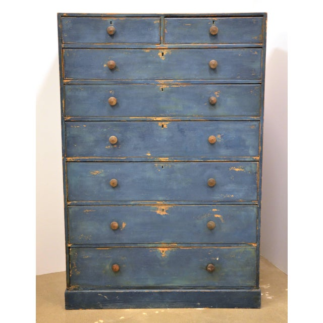 English Chest of Drawers, Early 19th Century For Sale - Image 4 of 11