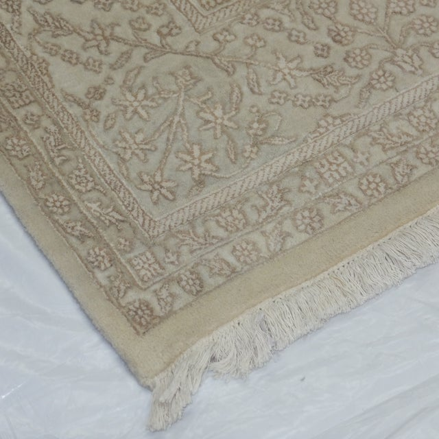 """Indian Chelsea Carpet - 7'9"""" x 10' - Image 5 of 6"""