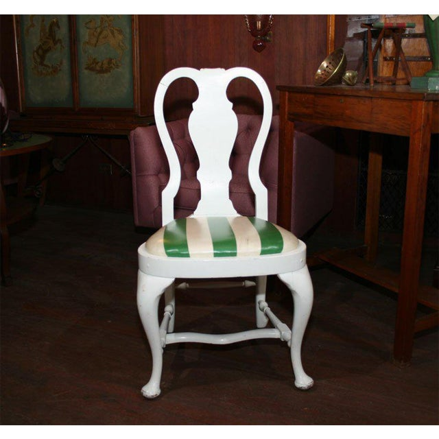 1940s Vintage Dorothy Draper Side Chairs- Set of 4 For Sale - Image 11 of 21