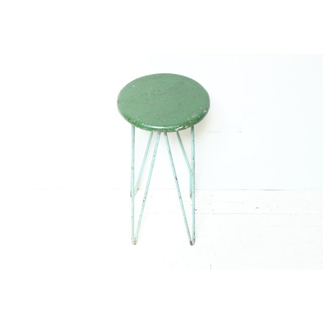 Green Hairpin Leg Stand - Image 3 of 4