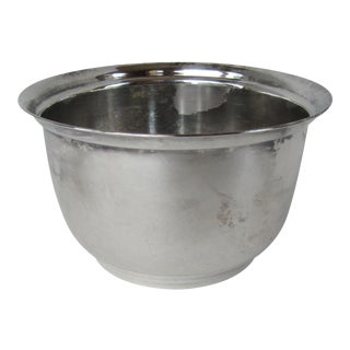Wallace Silver-Plate Serving Bowl For Sale