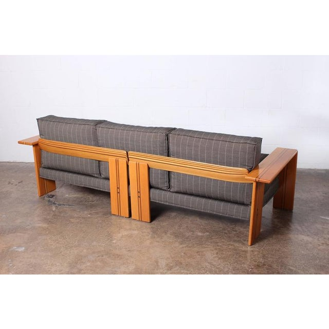 Gray Artona Sofa by Afra and Tobias Scarpa For Sale - Image 8 of 10