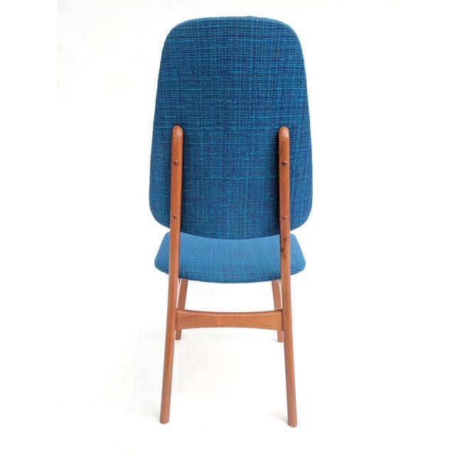 1960s Scandinavian Modern Sorheim Bruk Teak Dining Chairs - Set of 10 For Sale - Image 10 of 13